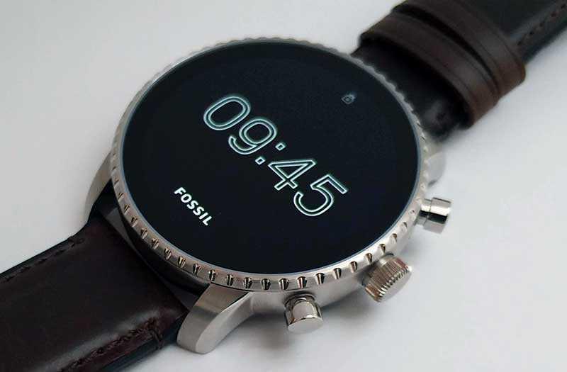 Обзор Fossil Q Explorist HR Gen 4 умных часов — Отзывы TehnObzor