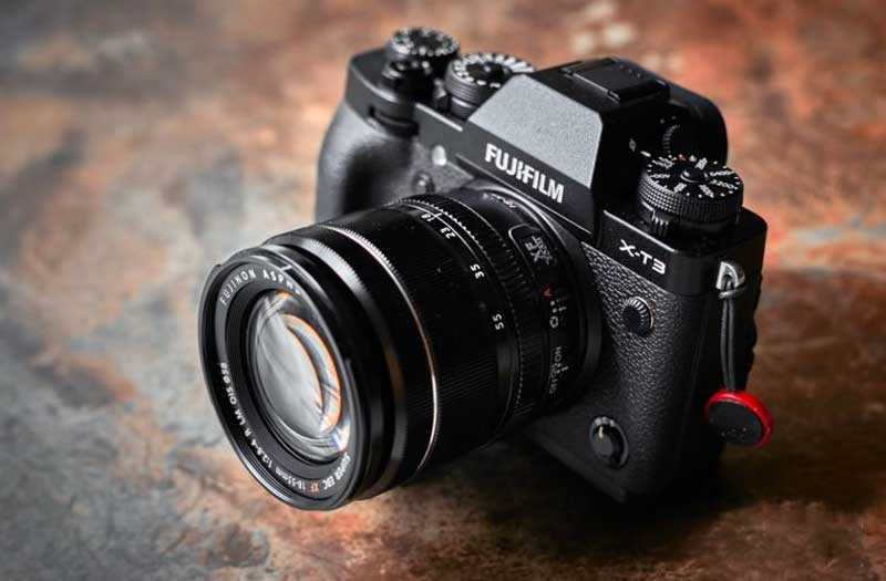 Fujifilm X-T3 стабилизация