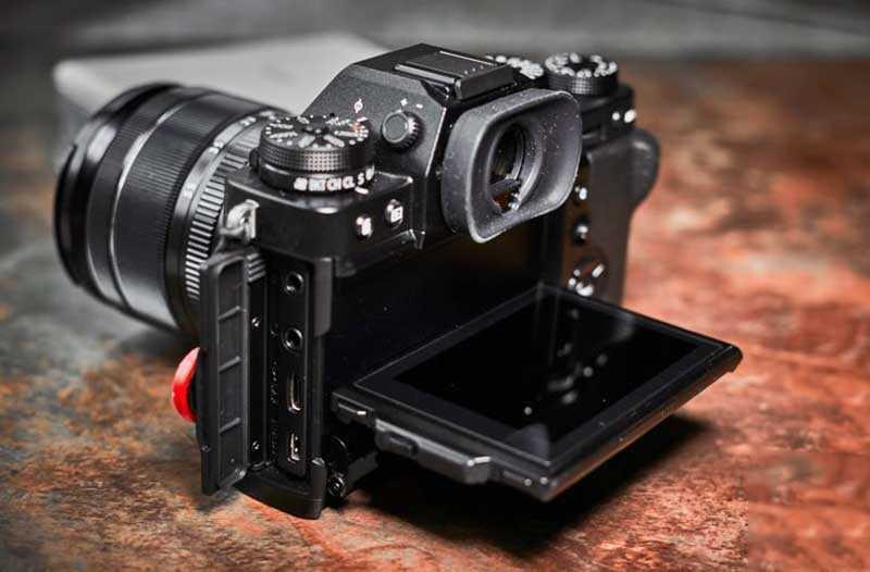 Fujifilm X-T3 фотокамера