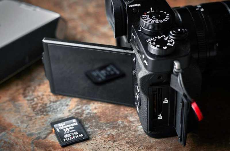 Fujifilm X-T3 автономность