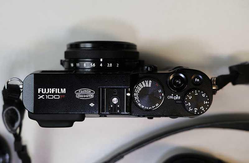 Обновлённая Fujifilm X-T3