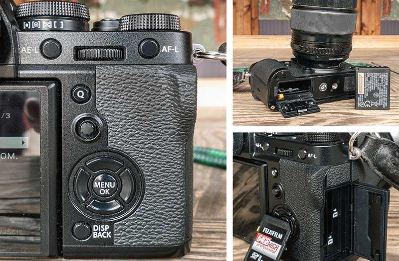 Fujifilm X-T3 на практике