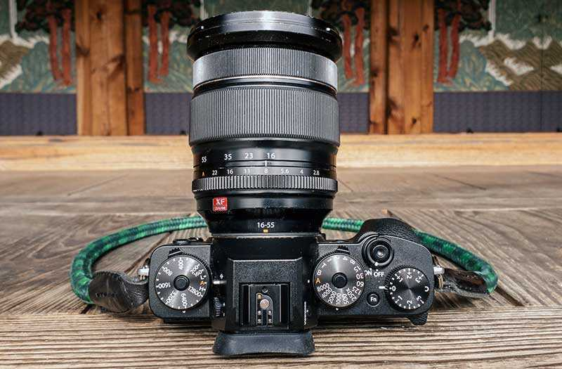 Fujifilm X-T3 скорость