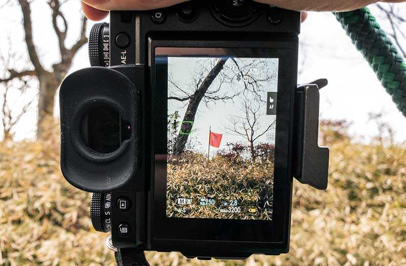 Fujifilm X-T3 отзывчивость