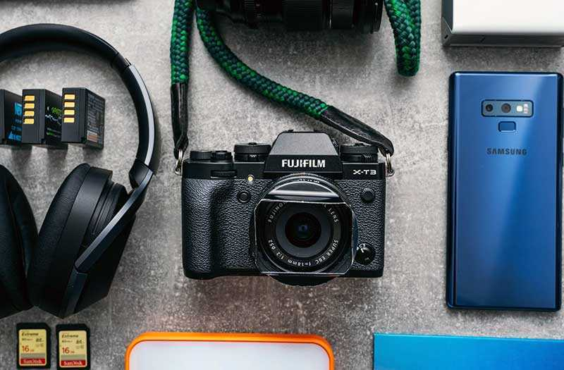 Обзор Fujifilm X-T3: забудьте про полный кадр — Отзывы TehnObzor
