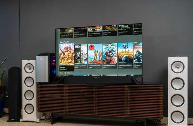 HP Omen X Emperium 65 как телевизор
