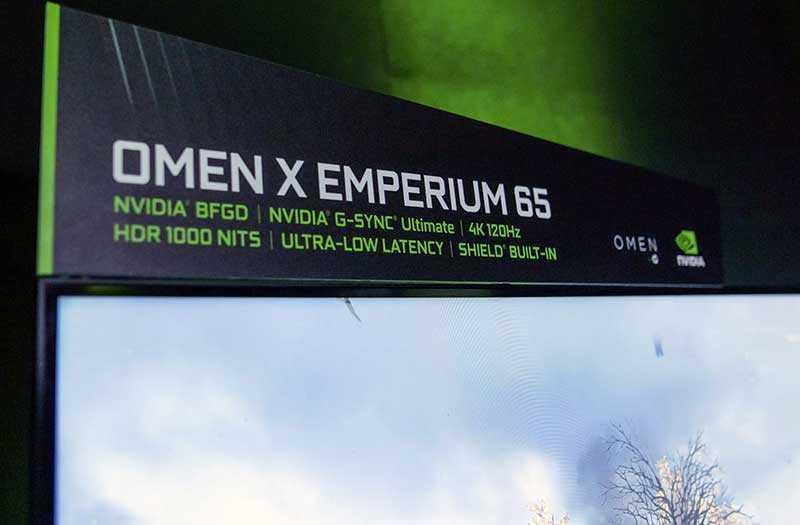 Характеристики HP Omen X Emperium 65