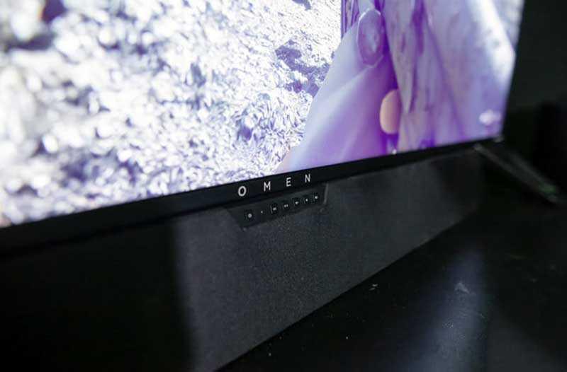 HP Omen X Emperium 65 звук