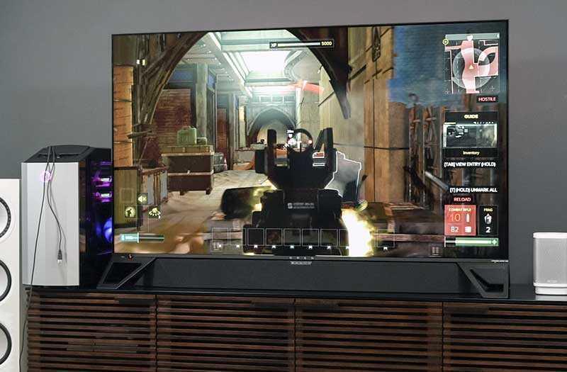Обзор HP Omen X Emperium 65-дюймовый монитор-телевизор — Отзывы TehnObzor