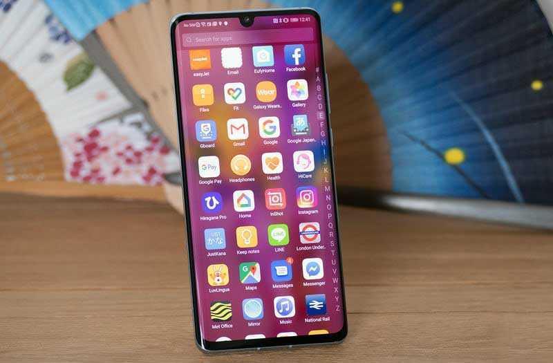 Huawei P30 Pro ОС и ПО