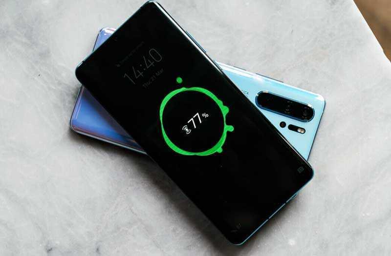 Huawei P30 Pro автономность