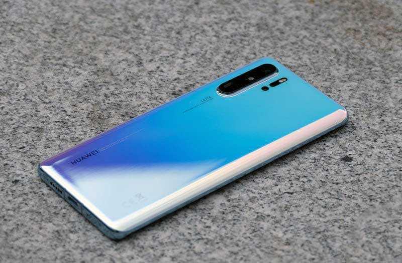 Huawei P30 Pro задняя панель