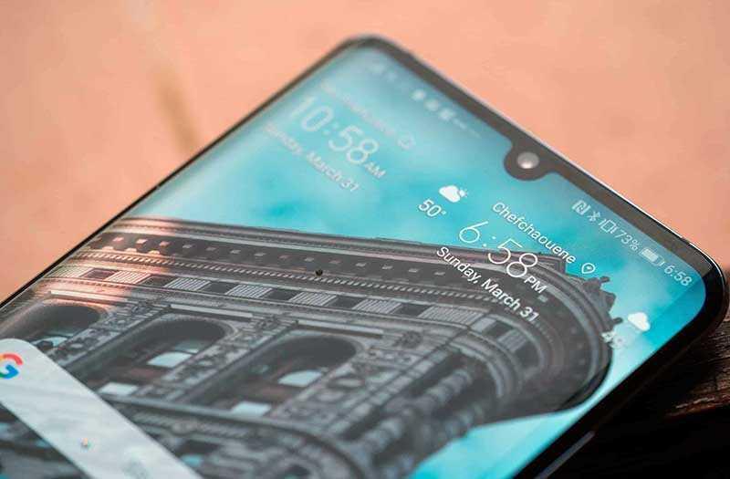 Huawei P30 Pro связь