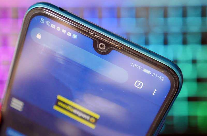 Huawei Y7 2019 дисплей