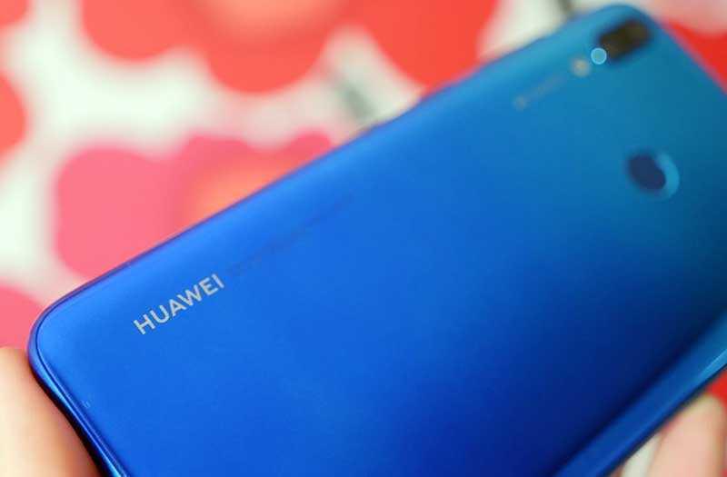 Huawei Y7 2019 автономность