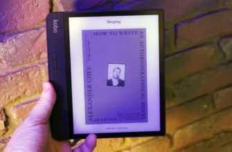 Обзор Kobo Forma: дорогая читалка для книг — Отзывы TehnObzor