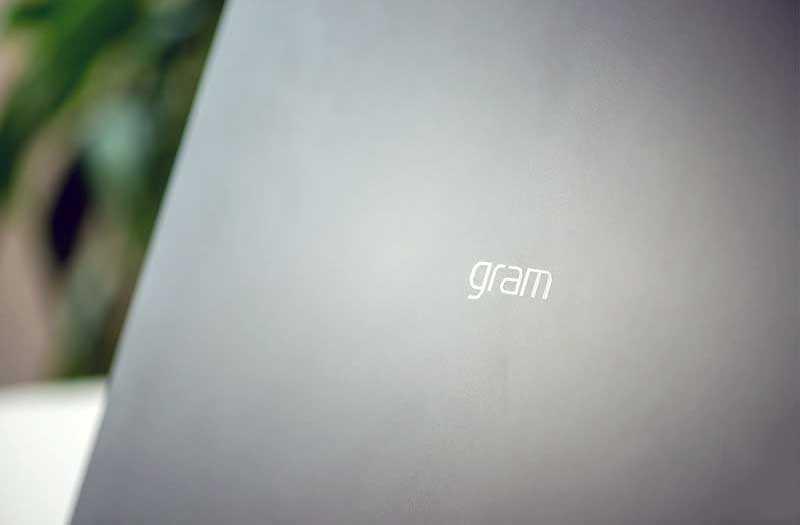 LG Gram 17 автономность