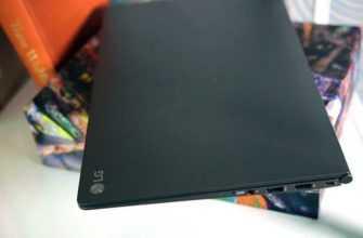 Обзор LG Gram 17: портативный бизнес-ноутбук — Отзывы TehnObzor