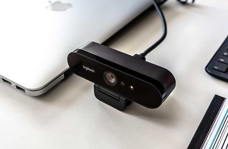 Logitech Brio 4K веб-камера