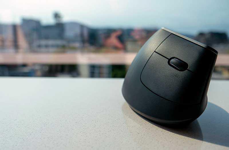 Мышка Logitech MX Vertical