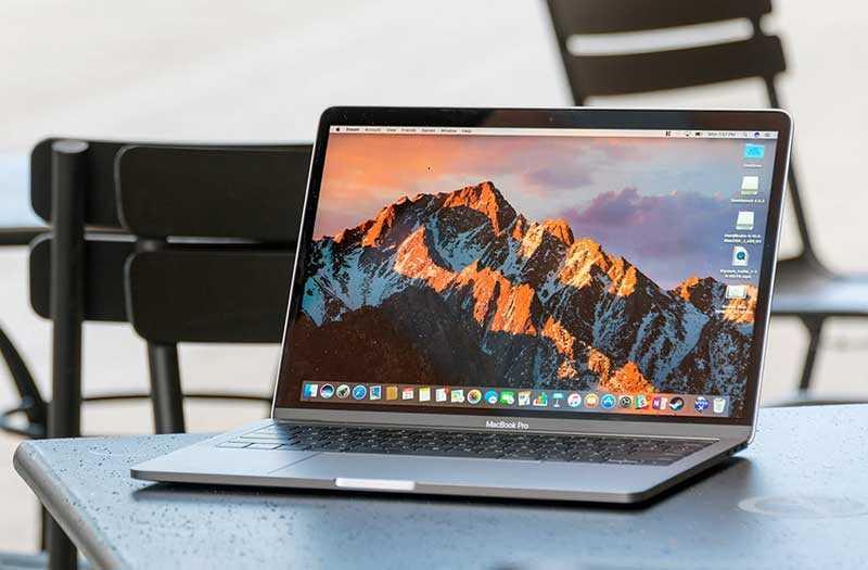 Обзор Apple MacBook Pro 13 с тачбаром