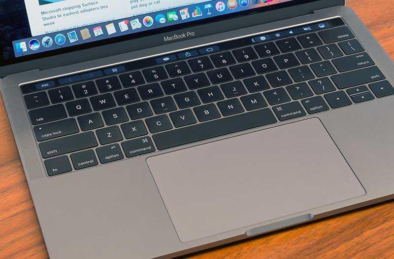 Ноутбук MacBook Pro 13