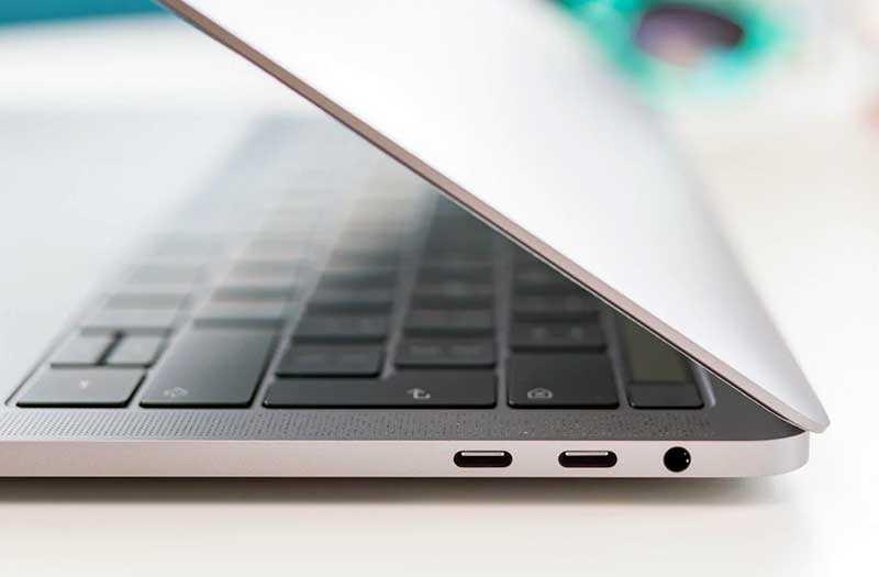 MacBook Pro 13 порты