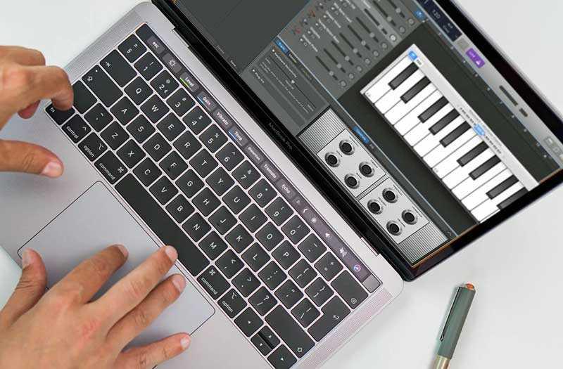 MacBook Pro 13 звук