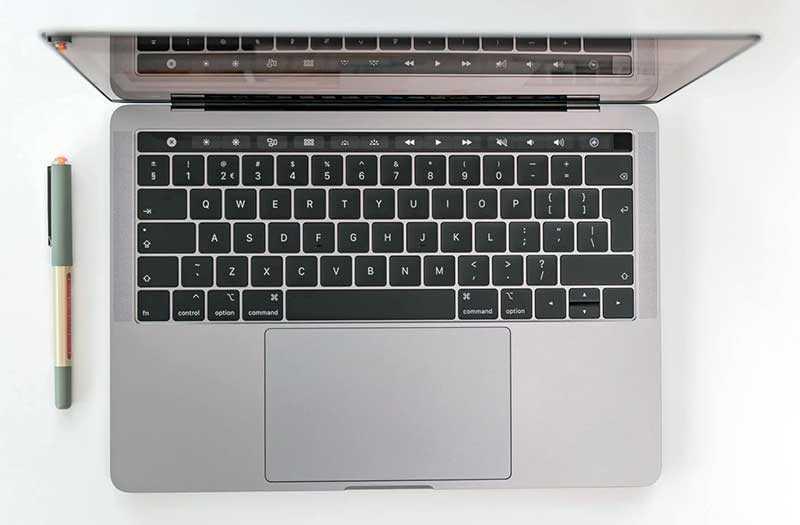 MacBook Pro 13 клавиатура