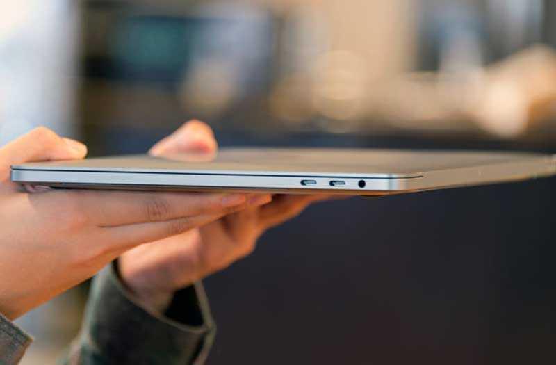 MacBook Pro 13 автономность