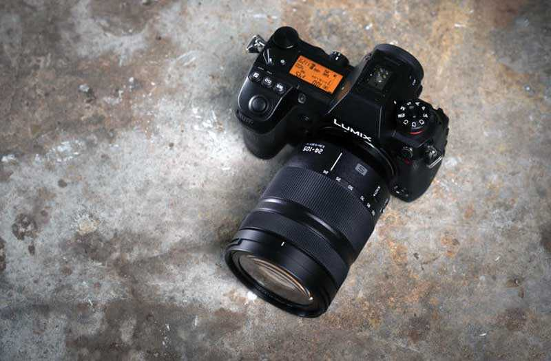Обзор Panasonic Lumix S1R