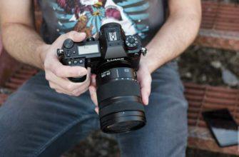 Обзор Panasonic Lumix S1R: камеры с 187-МП — Отзывы TehnObzor