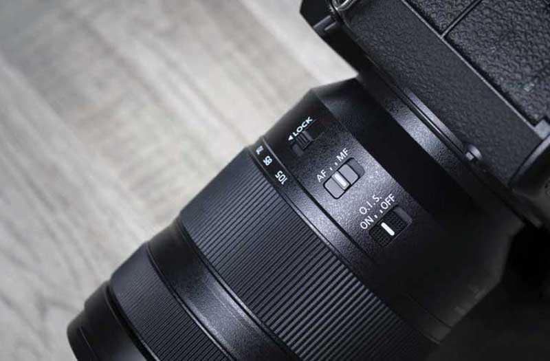 Panasonic Lumix S1R отзывы