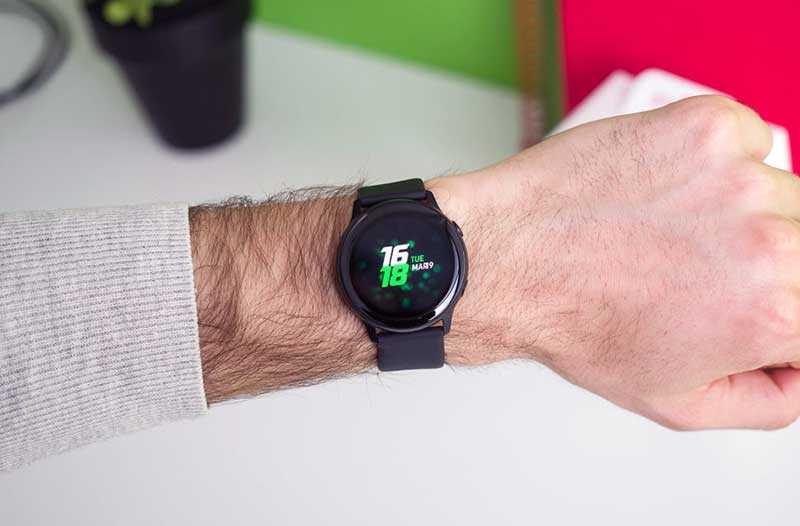 Samsung Galaxy Watch Active отзывы