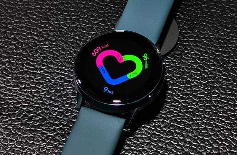 Samsung Galaxy Watch Active обзор