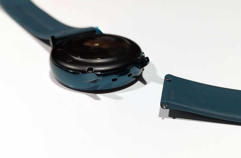 Характеристики Samsung Galaxy Watch Active