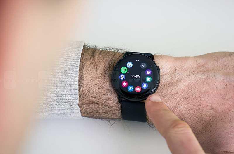 Samsung Galaxy Watch Active ОС и ПО