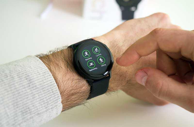 Samsung Galaxy Watch Active автономность