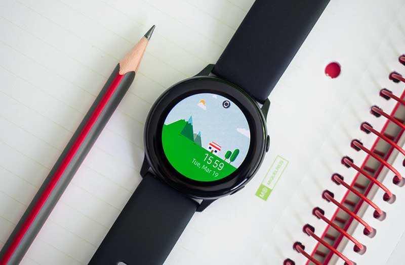 Обзор Samsung Galaxy Watch Active умных часов — Отзывы TehnObzor