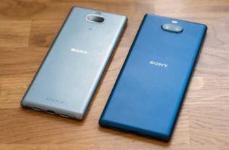 Обзор Sony Xperia 10 и Xperia 10 Plus смартфонов — Отзывы TehnObzor