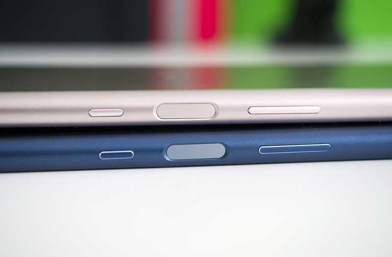 Sony Xperia 10 и Xperia 10 Plus сканер отпечатка пальца