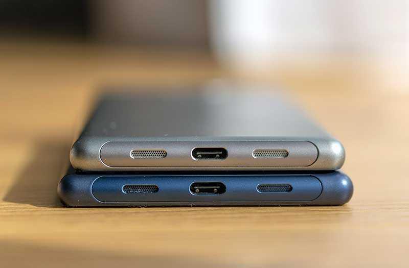 Sony Xperia 10 и Xperia 10 Plus автономность