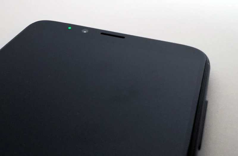 TP-Link Neffos X9 сканер лица