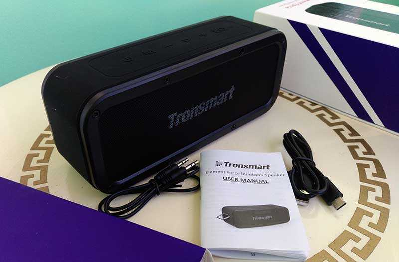 Что ты Tronsmart Element Force?