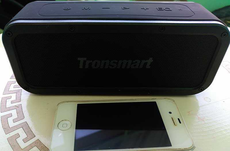 Обзор Tronsmart Element Force