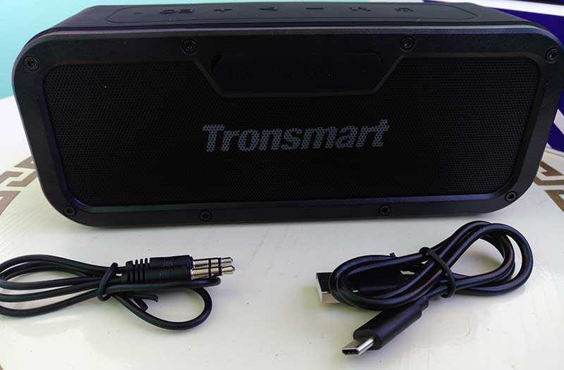 Tronsmart Element Force комплект
