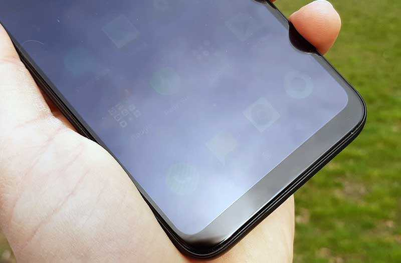 Xiaomi Redmi 7 экран