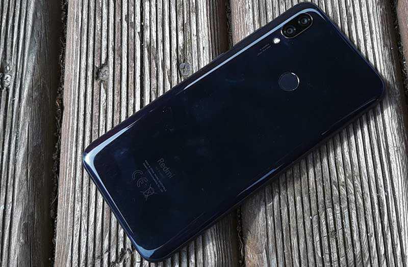 Xiaomi Redmi 7 связь