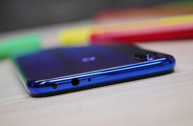 Xiaomi Redmi Note 7 Pro разъём 3,5 мм