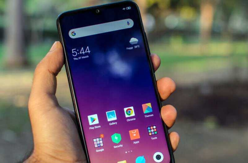 Смартфон Xiaomi Redmi Note 7 Pro